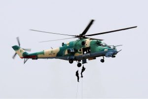 Nigerian Air Force DSSC Ranks Salary Structure