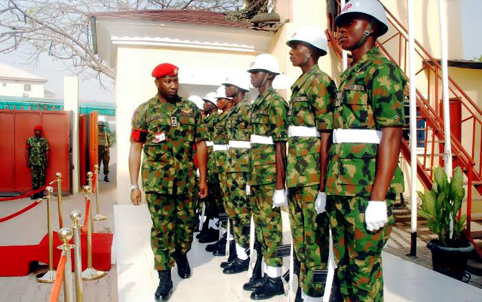 how to join the nigerian army as a graduate