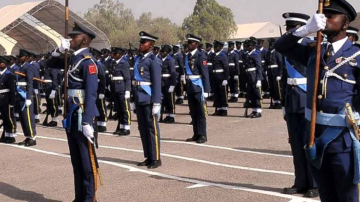 How to join the Nigerian Air force as a Graduate