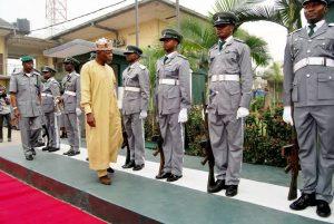 Highest Paid Paramilitary in Nigeria